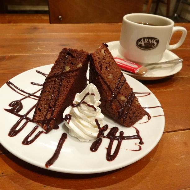 チョコレートブラウニー@ARMS
